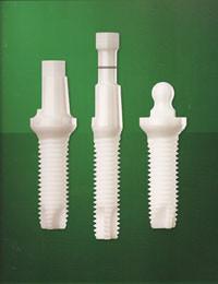 metal free dental implants